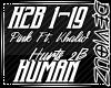 !DS! Hurts 2B Human