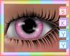 Baby Pink Eyes