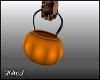 D- Pumpkin Handheld