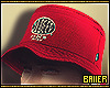 01 Red Bucket Hat.