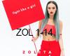 Zolita Fight like a Girl