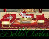 [DC] CHRISTMAS SOFA SET
