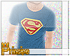 Kids: Superman Shirt