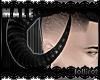 .L. Male Curl Horns A