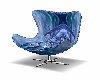 CS - Chair Blue Styl