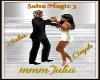 Salsa Magic #3  (Couple)