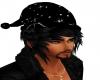 Black Hair & Hat
