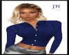 [JR] Purple Dress Shirt