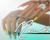 M|| Funky Long Nails V1