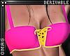 0 | Tied Bikini Top