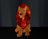 B. QLR lion statue