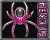 [Ph]Spider-Down~Pink~