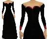 Odettes Dress Black