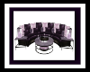 CLUB COUCH PURPLE
