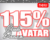 Avatar Resize Scaler 115