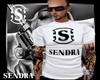 Sendra shirt white