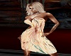 Carol's Beige Dress