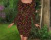 TF* Modest Roses Dress