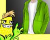 Green Hoodie v3