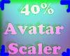 KIDS AVATAR SCALER 40%