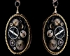 + SteamPunk Couture Earr