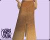 Lt Brown Suede Skirt (M)