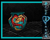 Dragon Blue Vase