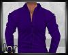 *JJ* Slim Fit Purple
