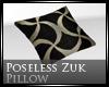 [Nic]Poseless Zuk Pillow