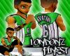 [LF] Green Jersey