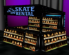 Skate Rental Booth
