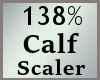 Scaler Calves 138% M A