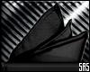 SAS-Black Silk Hanky
