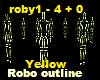 Robo light fx yellow