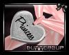 *B* Pink Princess Collar