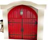[E]door red