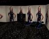 Whitney Gospels Rooms