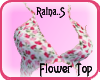 Raina.S Flower Top