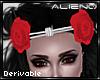 AQ|F Rose & Wire Crown