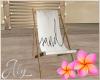 Beach Party Deck Chair