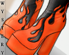 ⓦ BURN Boots