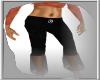 sexy black pants