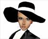 [LSB] Gangster Hat (Blk)