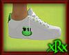 Sneakers w/Frog male