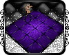 [V] Caged Purple Fur Rug