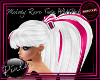 Melody Rave Twin wht/pnk