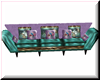 ~MCH Peacock Couch