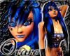 {O}Electric Blue Hikari