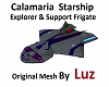 Calamaria Space Explorer