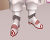 Spring Red Steppers